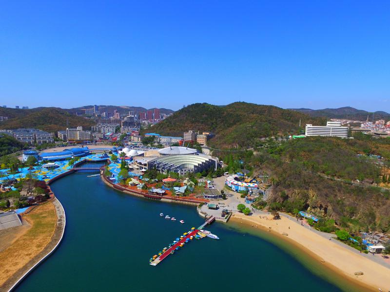 大连老虎滩海洋公园(王华 摄)